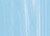 Couleur Bleu marbre (46), comme option de finition des éléments acryliques.